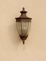 antique outdoor lighting