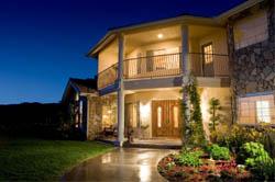 installing outdoor lighting