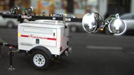 portable industrial lights