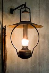 retro outdoor lighting