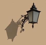 vintage outdoor lighting