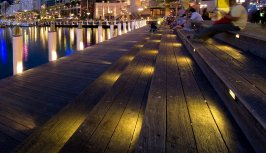outdoor step lighting